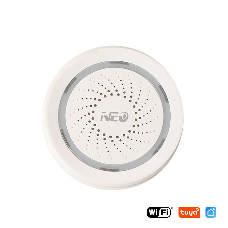 WiFi Siréna 3v1 - Tuya