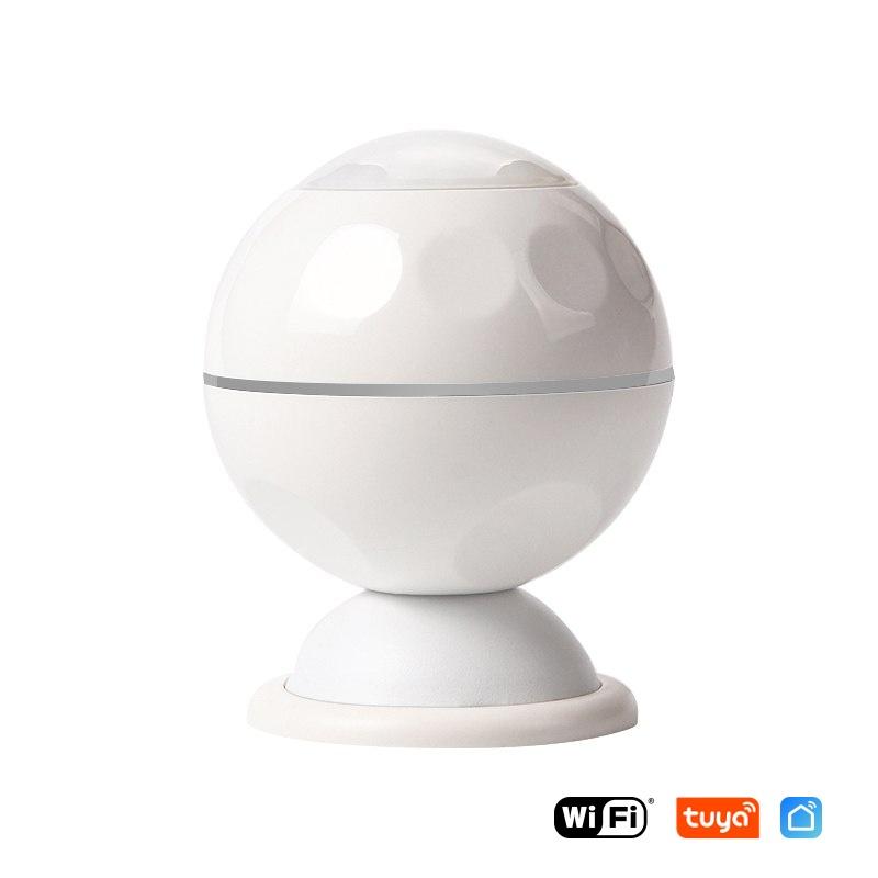 WiFi Pohybový PIR sensor magnetický- Tuya