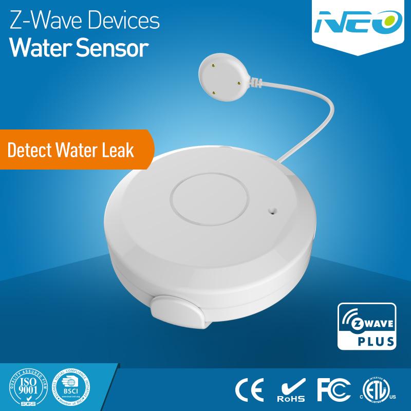 Z-Wave Sensor Vytopení