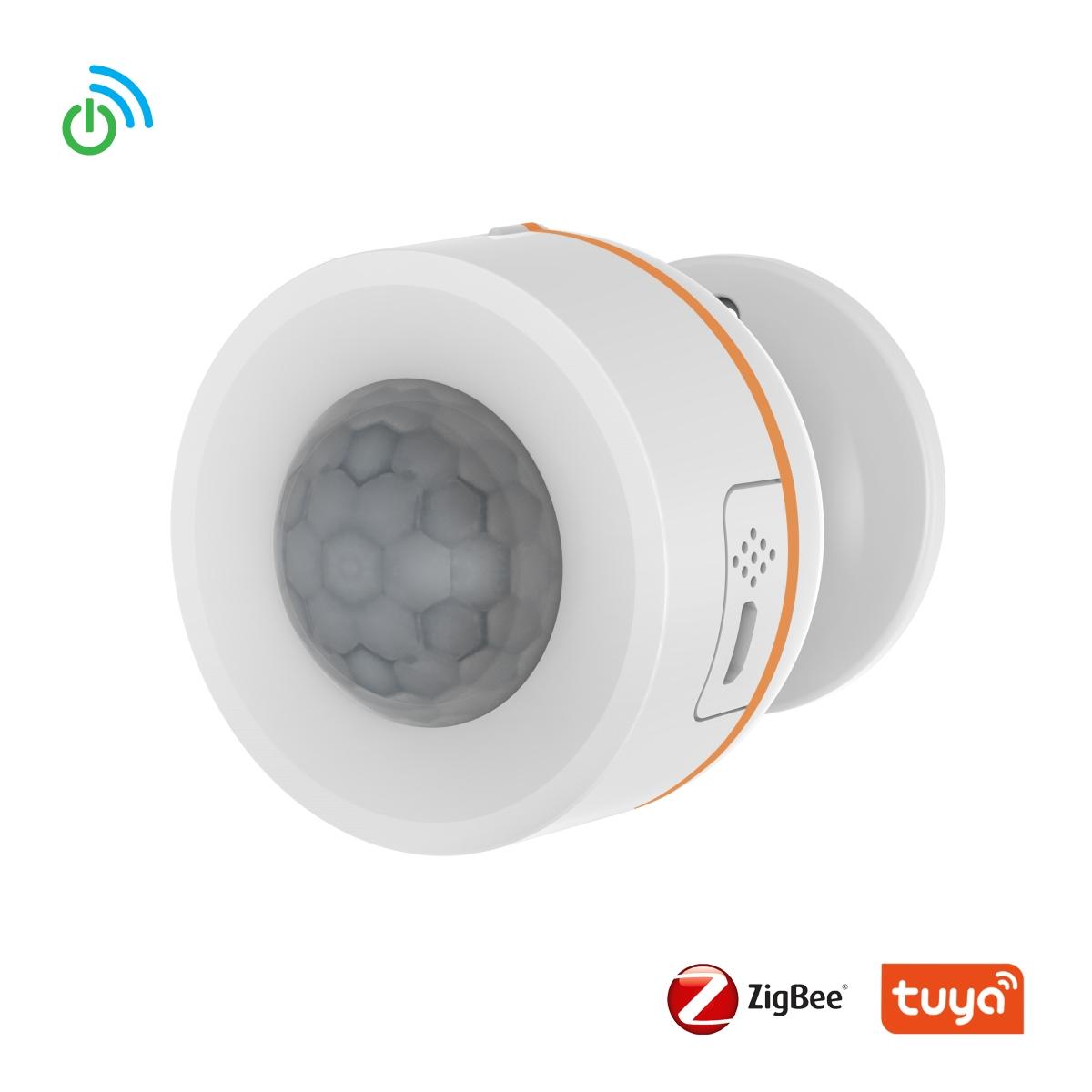 ZigBee Pohybový PIR sensor USB 3v1