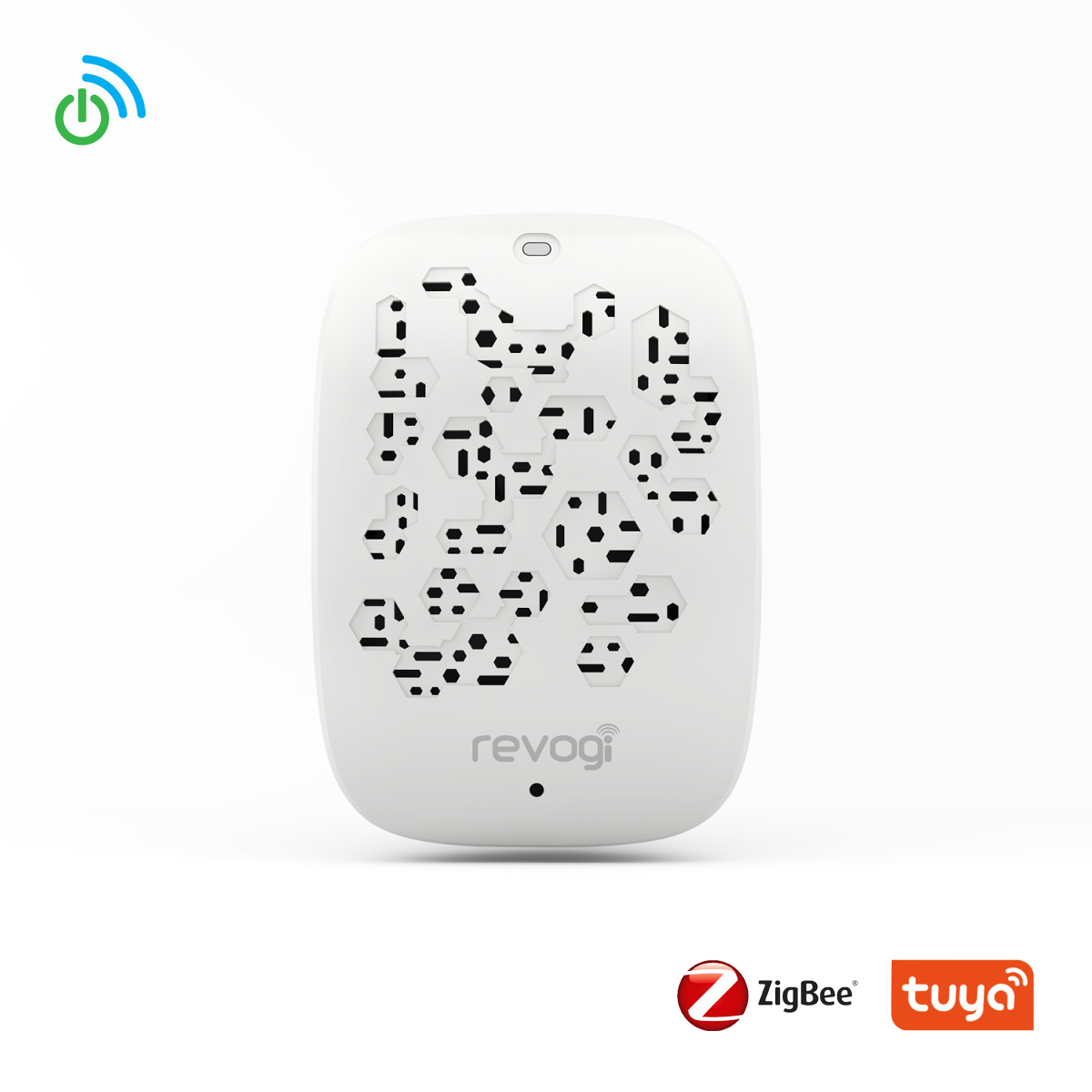 ZigBee Sensor Teploty a Vlhkosti Revogi