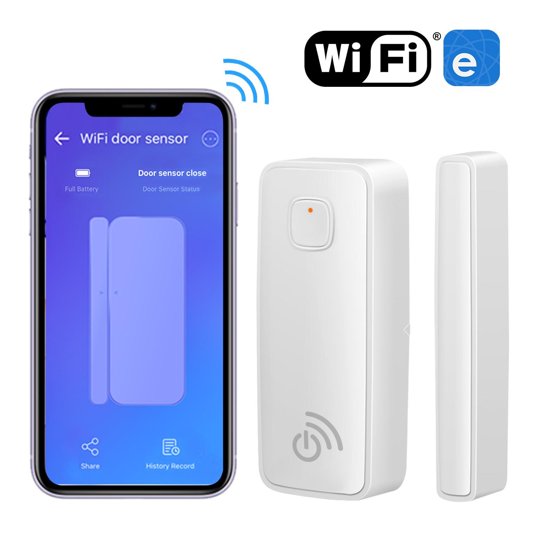 eWeLink WiFi Dveřní a Okenní Čidlo