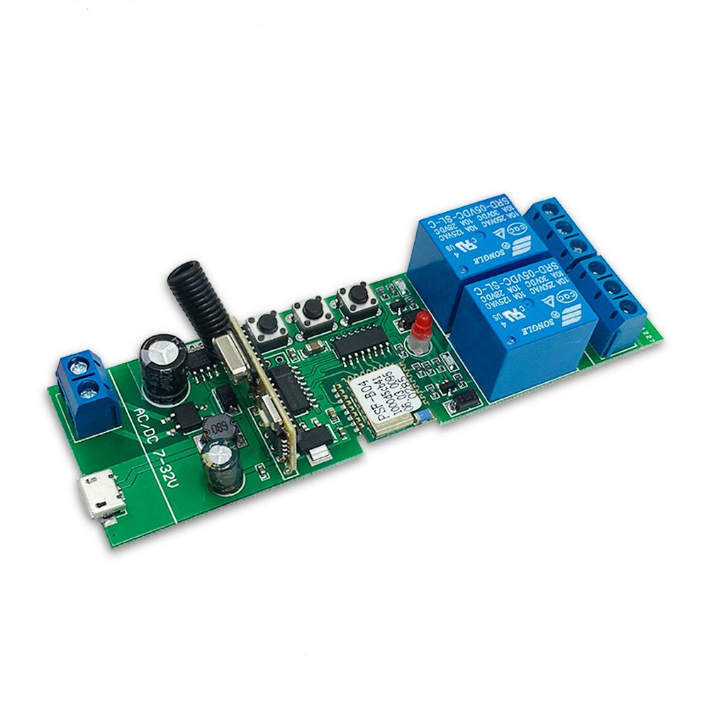 eWeLink 5V/7-32V 2CH RF