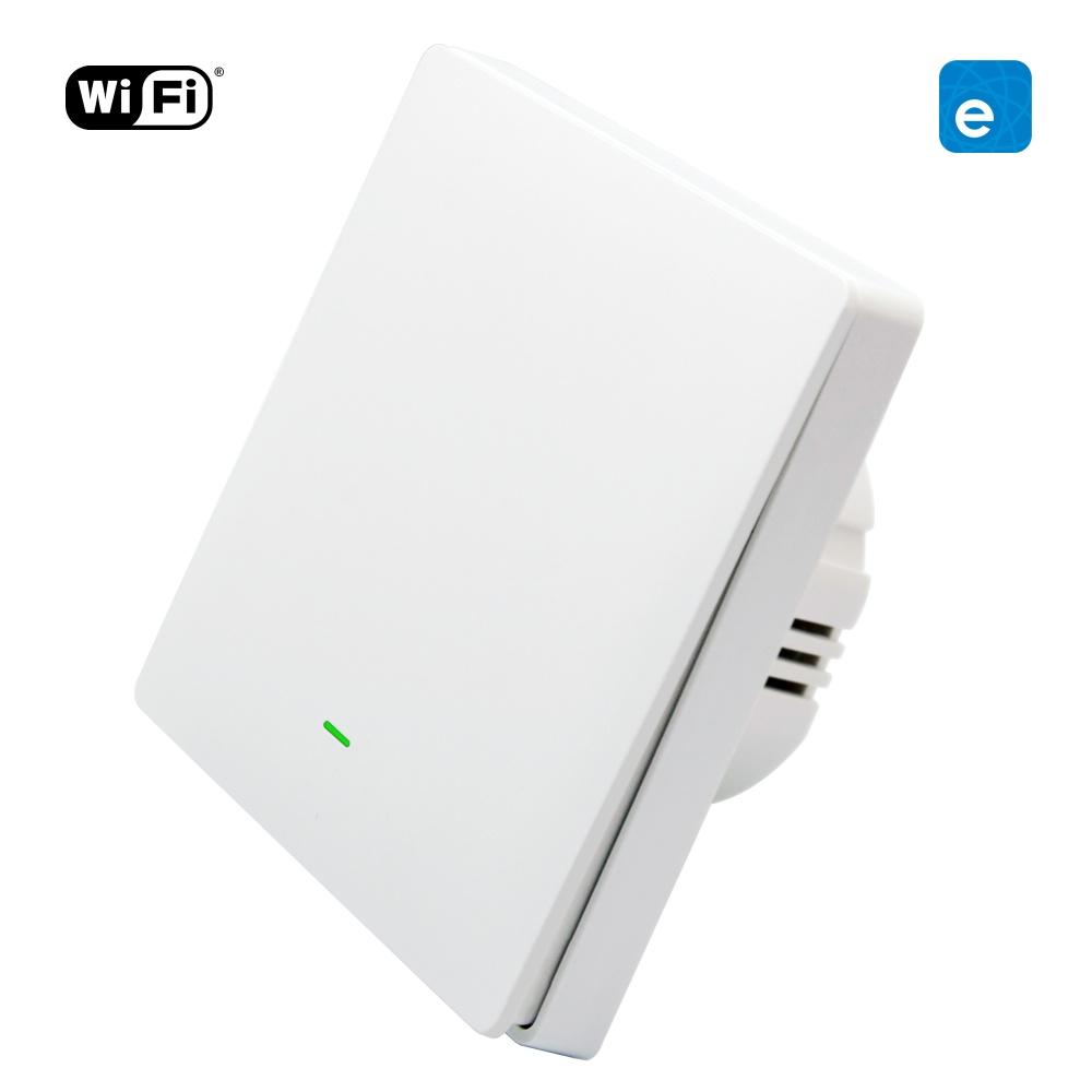 WiFi + RF Tlačítkový vypínač eWeLink 1CH