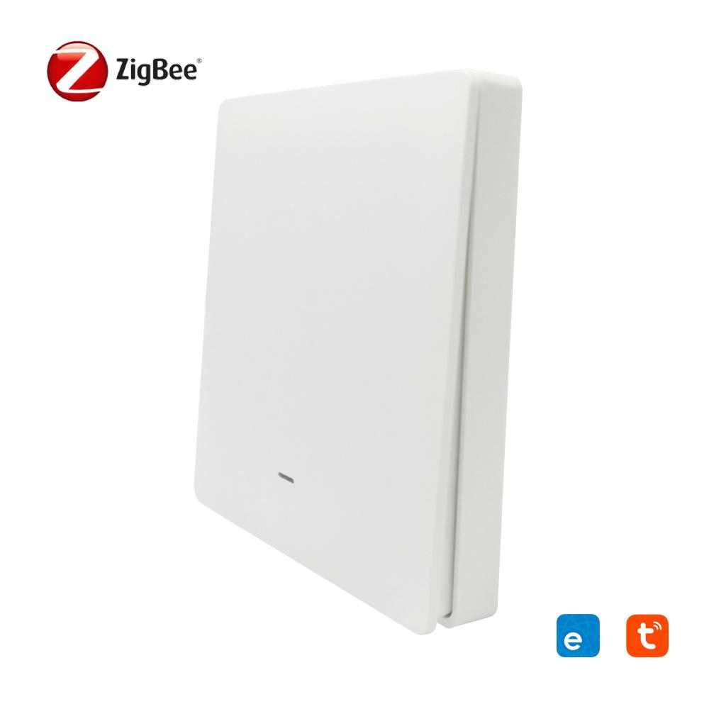Tlačítkový ZigBee ovladač - 1CH