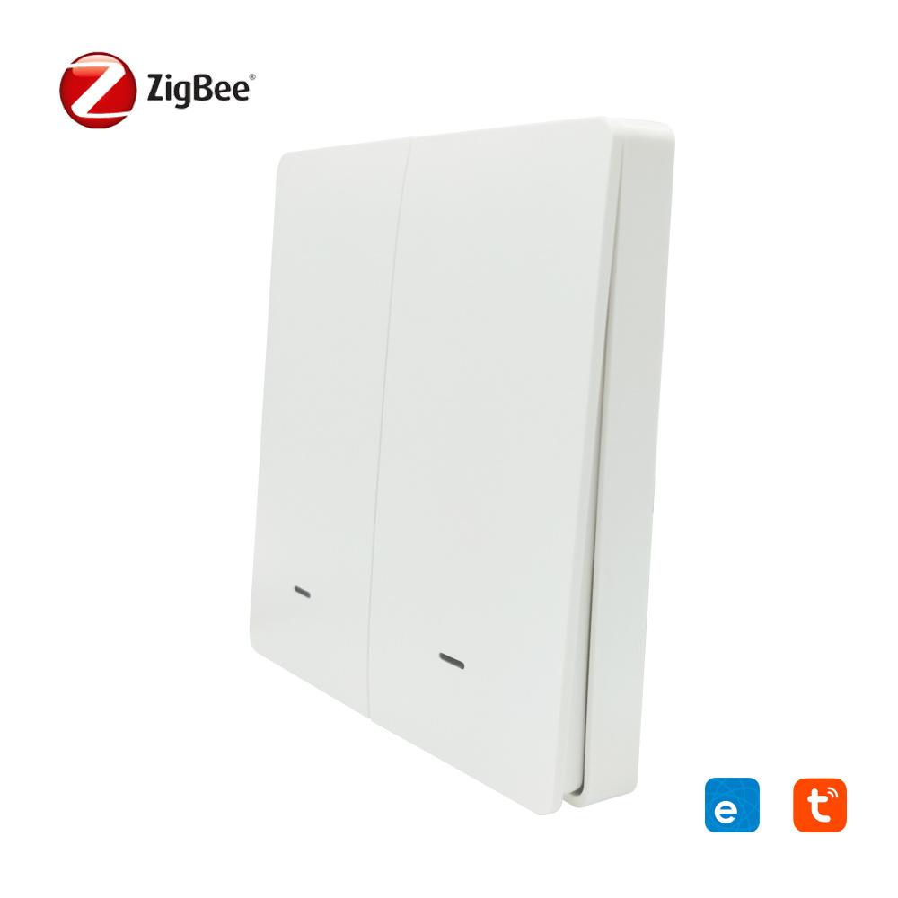 Tlačítkový ZigBee ovladač - 2CH