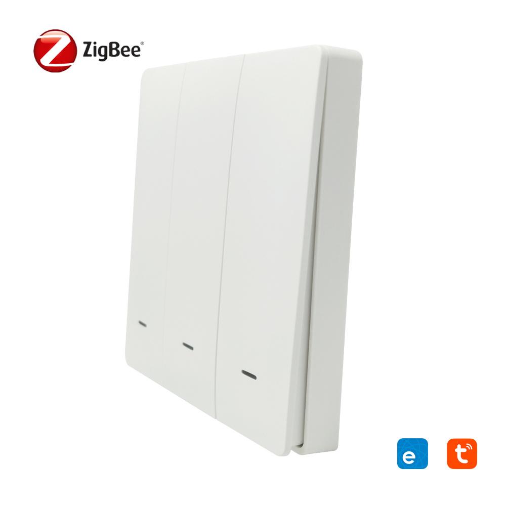 Tlačítkový ZigBee ovladač - 3CH