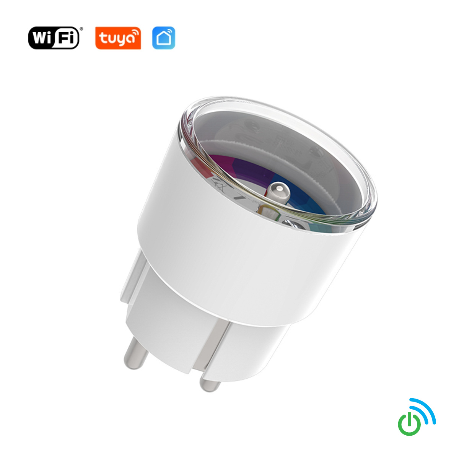 WiFi Zásuvka s měřením spotřeby 16 A - Tuya